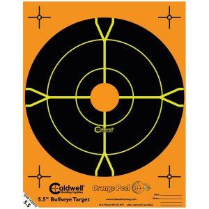Caldwell-Orange-Peel-Targets-55-Inch-Bullseye-Splatter-Style-10-Pack-550010-111668636810