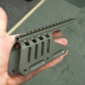 Remington-7615-7600-Short-Rail-Cerakote-Choose-a-Colour-Pump-action-Rifle-111944794260