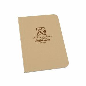 Rite-in-the-Rain-Bound-Soft-Cover-3125-x-5-Field-Flex-Book-Universal-Tan-954T-254775008710