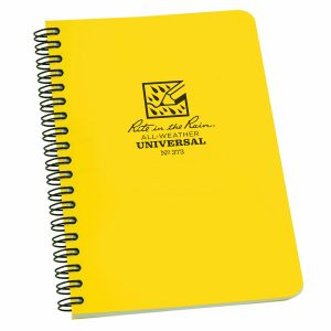 Rite-in-the-Rain-Side-Spiral-4625-x-7-Polydura-Notebook-Universal-Yellow-373-114511866030