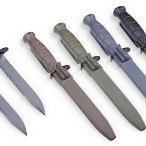 Glock-Field-Knife-NOT-A-DAGGER-Black-Serrated-Saw-Back-114411312741