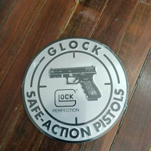 Glock-Safe-Action-Sign-for-Man-Cave-Very-limited-Prodn-Rare-Like-Hens-Teeth-254618185571