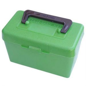 MTM-Ammo-Box-Deluxe-50-Round-Medium-Rifle-with-Handle-Green-See-CalibreH50-RM-10-111840056501