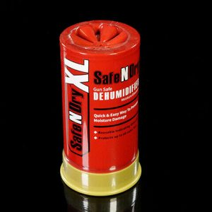 SafeNDry-Rechargeable-And-Reusable-Bullet-Shaped-Gun-Safe-Dehumidifier-113870609701