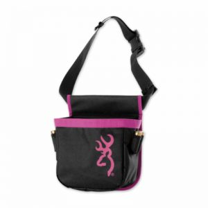 Browning-Pure-Buckmark-Shell-Pouch-Fuschia-and-Black-112115145582