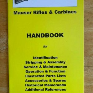 Ian-Skennerton-Handbook-No-17-Mauser-Rifles-and-Carbines-114380799582