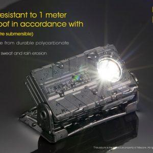 Nitecore-NU20-Rechargable-Headlamp-360-Lumens-Four-Brightness-Levels-Yellow-113534471612