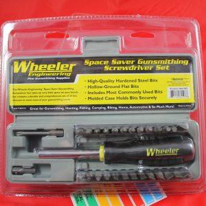 Wheeler-Gunsmithing-Space-Saver-Screwdriver-Set-26-Piece-254268509422