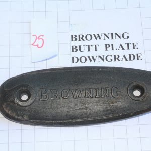 Browning-Butt-Plate-RifleShotgun-Not-Weapon-Part-DownGrade-Stock-Code-25-113213579093