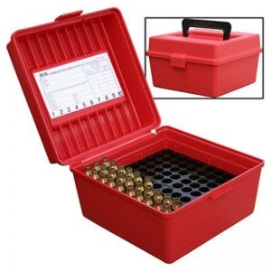 MTM-Ammo-Box-Deluxe-100-Round-Rifle-with-Handle-Red-See-Calibre-Range-R-100-30-254412414843