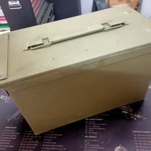 New-50cal-Steel-Ammo-Box-Hunting-Storage-tools-254702148503