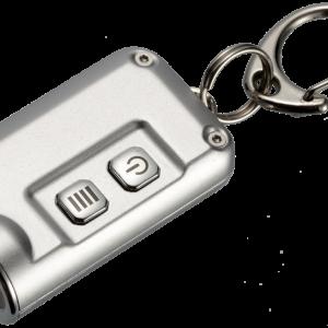 Nitecore-Tini-USB-Rechargeable-Keychain-Light-380-Lumens-Silver-254558005053