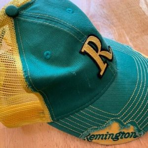 Remington-Cap-Green-and-Yellow-Trucker-Style-Cap-Genuine-Remington-Product-RM15F-114264214413