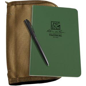 Rite-in-the-Rain-Field-Book-Kit-425-x-725-Green-Universal-Tan-Cordura-Cover-114511866043