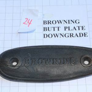 Browning-Butt-Plate-RifleShotgun-Not-Weapon-Part-DownGrade-Stock-Code-24-113213579094