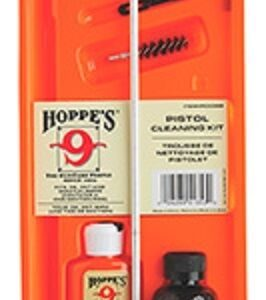 Hoppes-Pistol-Cleaning-Kit-44-45-Calibre-PCO45B-Orange-Kit-252348091294