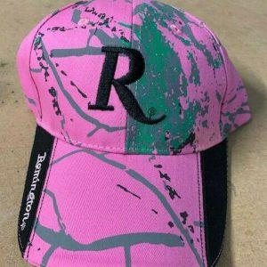 Remington-Cap-Pink-Camo-Genuine-Remington-Product-254595527974