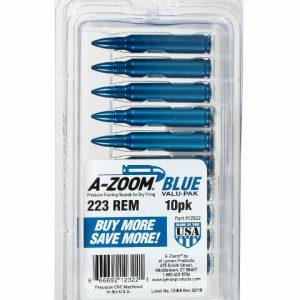 A-Zoom-Snap-Caps-223-Rem-10-Pk-Blue-Value-Pack-12322-114177383245