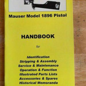 Ian-Skennerton-Handbook-No-18-Mauser-Model-1896-Pistol-254702947875