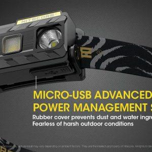 Nitecore-NU25-Headlamp-Rechargeable-360-Lumen-Black-113948741785