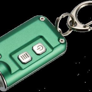 Nitecore-Tini-USB-Rechargeable-Keychain-Light-380-Lumens-Green-254558005055
