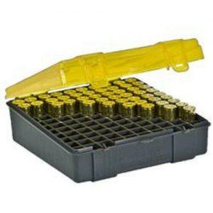 Plano-Ammo-Box-Handgun-9mm-100-Rd-Yellow-1224-00-113243382955