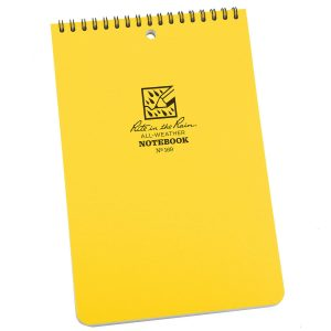 Rite-in-the-Rain-Top-Spiral-6-X-9-Polydura-Notebook-Universal-Yellow-169-114580678565