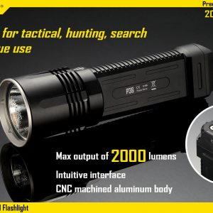 Nitecore-P36-2000-Lumen-Torch-With-Holster-and-Lanyard-113534471606