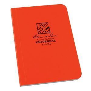 Rite-in-the-Rain-Bound-Soft-Cover-3125×5-Field-Flex-Book-Orange-Universal-OR54-114511866046