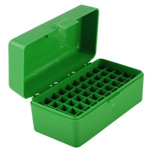MTM-Ammo-Box-Small-Rifle-50-Round-Green-For-Super-Short-Fits-22-250-RSS-50-10-253403947077