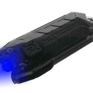 Nitecore-TUBE-BL-Key-Chain-Light-USB-Rechargeable-4-Lumens-Blue-Output-113948719857