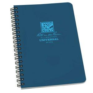 Rite-in-the-Rain-Side-Spiral-4625-x-7-Polydura-Notebook-Universal-Blue-273-254775008717