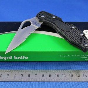 Spyderco-Meadowlark-2-Lightweight-Black-Half-Serrated-BY04PSBK2-111878205237