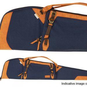 ALLEN-HERITAGE-LARAMIE-SHOTGUN-CASE-NAVY-52-al54052-TOP-of-the-line-in-bags-254682775468