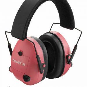 CHAMPION-EAR-MUFFS-ELECTRONIC-PINK-114341171458