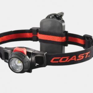 Coast-Headlamp-HL7R-Rechargeable-High-Low-Light-Control-240-Lumens-Twist-Focus-254570633108