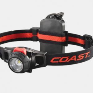 Coast-Headlamp-HL7R-Rechargeable-High-Low-Light-Control-240-Lumens-Twist-Focus-254570633108