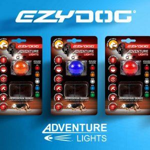 EzyDog-Adventure-Light-Clips-on-Dog-Collar-Orange-251898997948