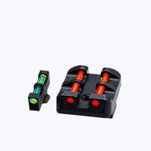 HIVIZ-Handgun-Sight-Litepipe-Technology-Glock-Target-Sight-Set-GLT178-254270805398