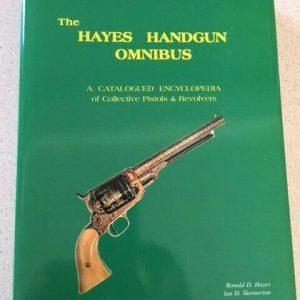 Hayes-Handgun-Omnibus-The-Ultimate-Handgun-Reference-Book-by-Ian-Skennerton-112561968108
