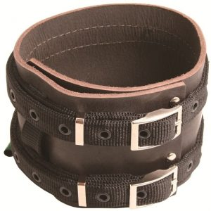 Ridgeline-Dog-Collar-Deluxe-Leather-Rip-Collar-for-Pig-Dog-Protection-253428040298