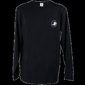 Winchester-Mens-Long-Sleeve-T-Shirt-Black-Medium-114187508788