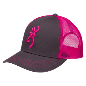 Browning-Cap-Flashback-Neon-Pink-Mesh-with-Grey-Front-and-Pink-Buck-114041264669