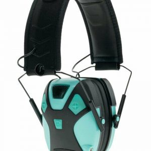 CALDWELL-EMAX-PRO-ELECTRONIC-EAR-MUFFS-AQUA-NEW-ON-MARKET-114341171459