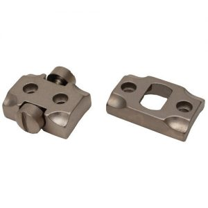 Leupold-2-Piece-Bases-Standard-Winchester-WSSM-Silver-57320-Very-Hard-to-get-111921470869