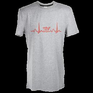 Winchester-Mens-Short-Sleeve-T-Shirt-Grey-Large-114186284429